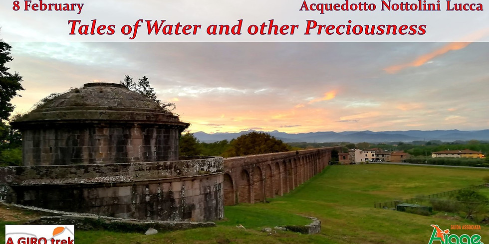 Tales of Water and other Preciousness