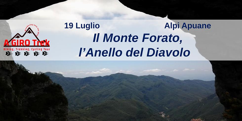 Monte Forato, the Devil's Ring