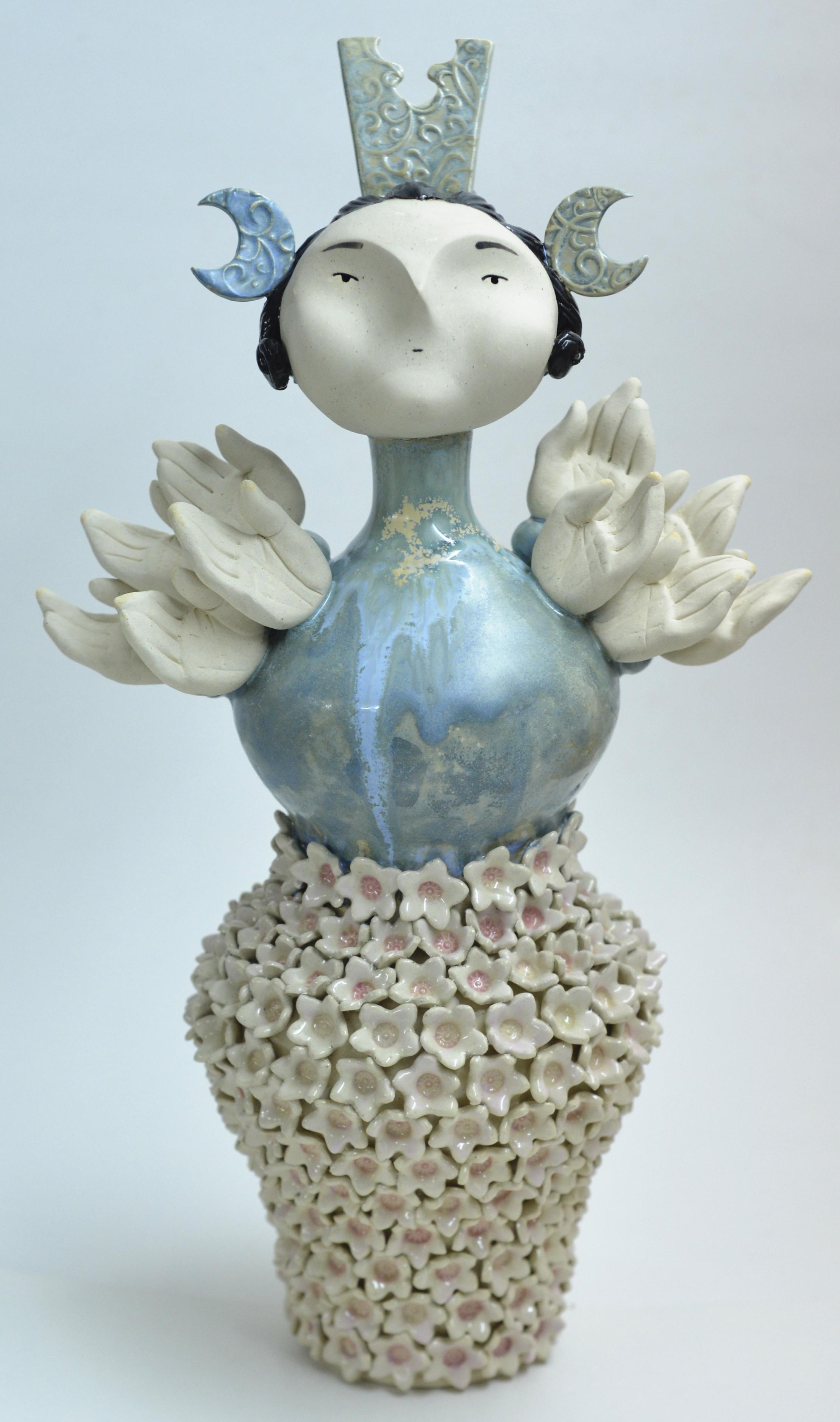 Fatima Morrissey, Isha, 2018, ceramic, 4