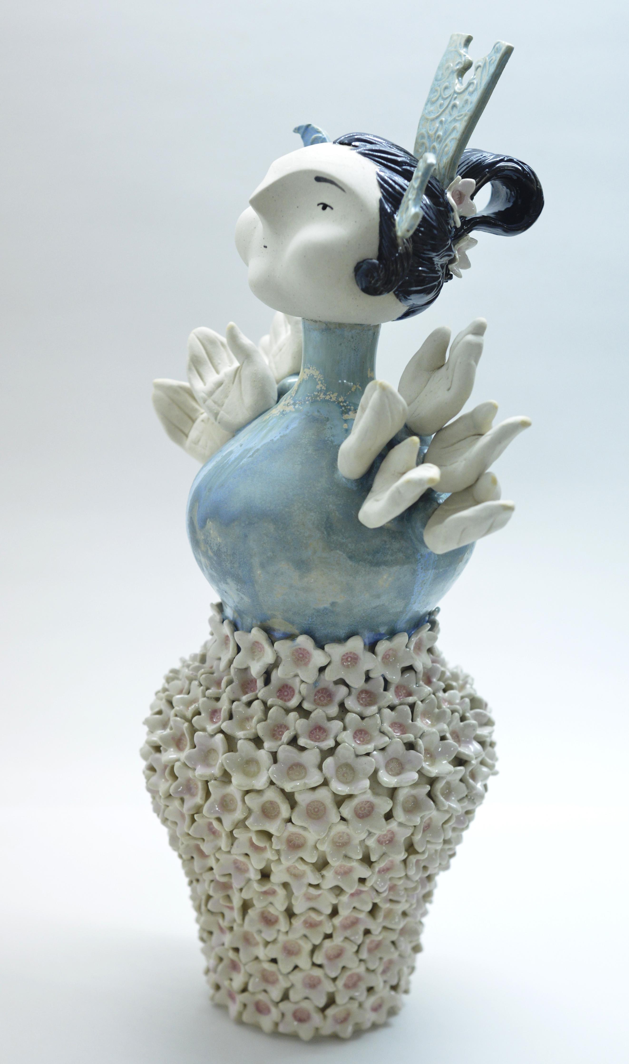 Fatima Morrissey, Isha, 2, 2018, ceramic