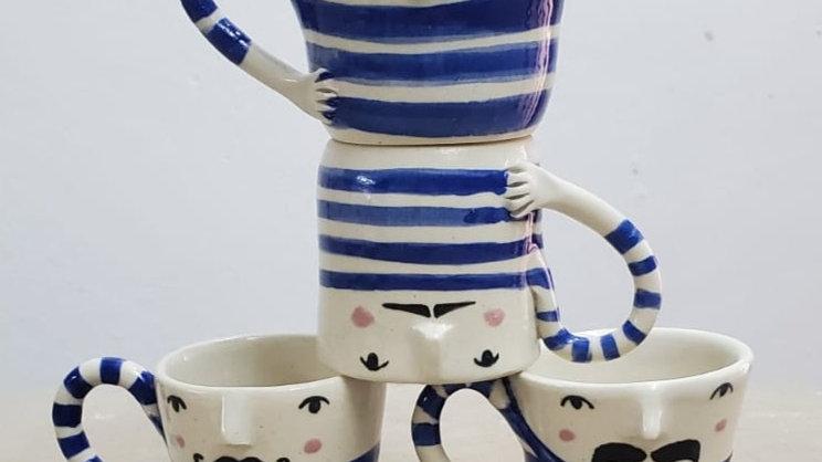 Fun Face Espresso cup