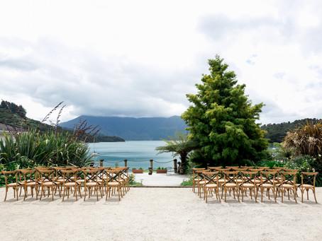 Wedding Ceremony in New Zealand -Ceremony-