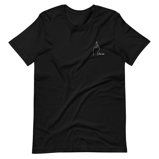 Fuck 2020 Embroidered T-Shirt