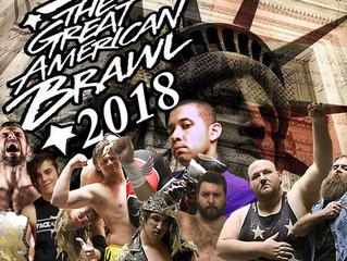 "XWE Presents ""Great American Brawl"""