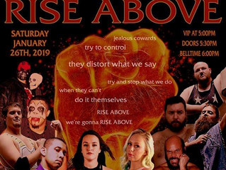 XWE Presents Rise Above