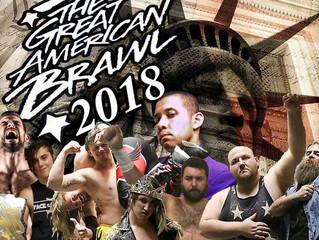 XWE Presents Great American Brawl