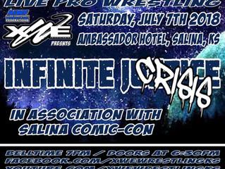 "XWE Presents ""Infinite Crisis"""