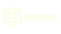 Copy of Copy of Copy of solar goods Logo