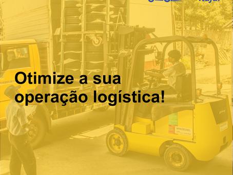 Otimize a sua operação logística