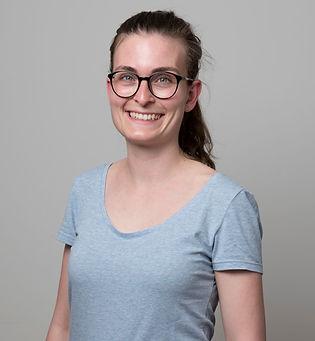 Alexia Beuchat | rehapunkt Kompetenzzentrum für Ergotherapie, Berufliche Integration, Tageszentren für Neurorehabilitation in Bern und Murten