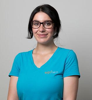 Franziska Unnewehr | rehapunkt Kompetenzzentrum für Ergotherapie, Berufliche Integration, Tageszentren für Neurorehabilitation in Bern und Murten