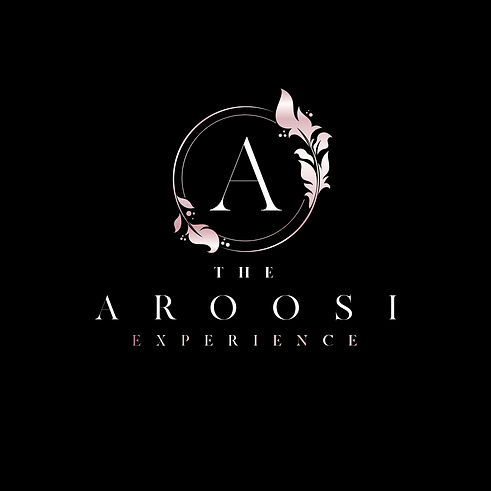 The Aroosi Experience with Black Backgro