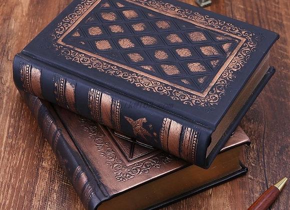 Skrivbok för logg eller andra hemligheter