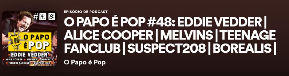 SIEMENSDREAM on the O Papo É Pop podcast