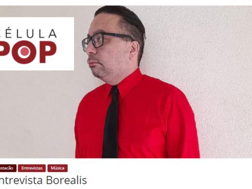 Interview on Célula Pop website