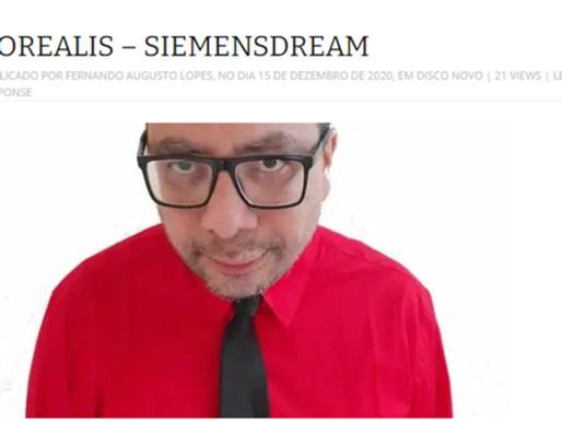 SIEMENSDREAM featured on Floga-Se website