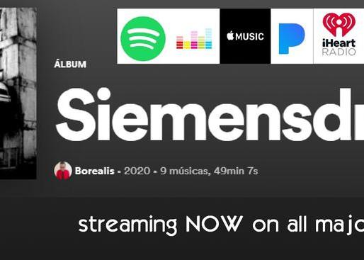 SIEMENSDREAM on all major streaming platforms