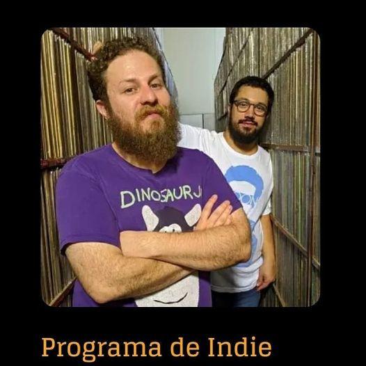 """A very crazy trip"": ""Nichtclubbing"" edit featured at the Programa de Indie radio show"