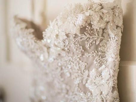 Os cuidados que o vestido de noiva merece!