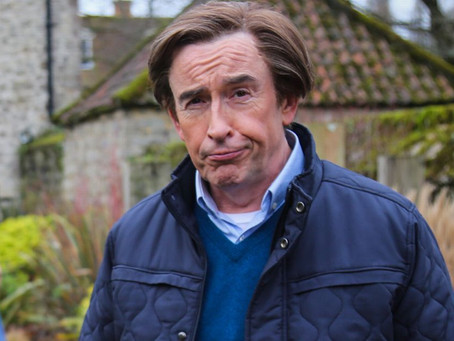 TV Review: This Time With Alan Partridge