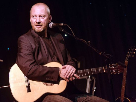 With a Little Help from his Friends: The Last Interview of Colin Vearncombe aka Black