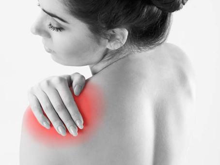 Frozen shoulder: it's a pain in the ass