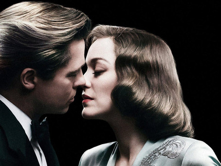 Film Review: Allied (2016)