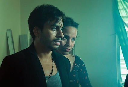 Hasta que la celda nos separe, Joserro y Mariana Emmanuelli, Till Jail Do Us Part