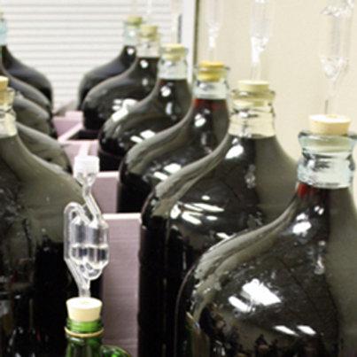 Italian Wine Making