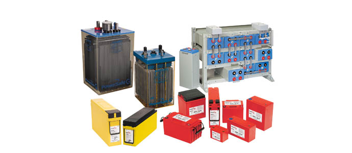 Powersafe/Varta/Enersys Batteries