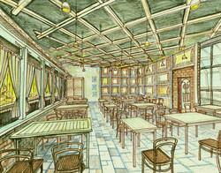 Дизайн ресторана6