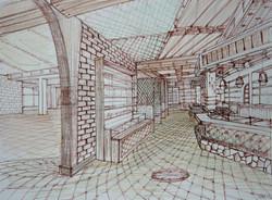Дизайн ресторана16