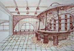 Дизайн ресторана13