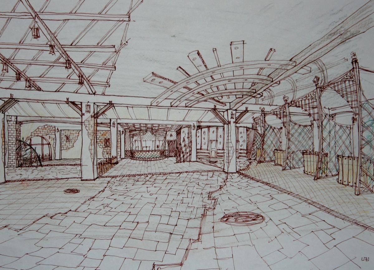 Дизайн ресторана14