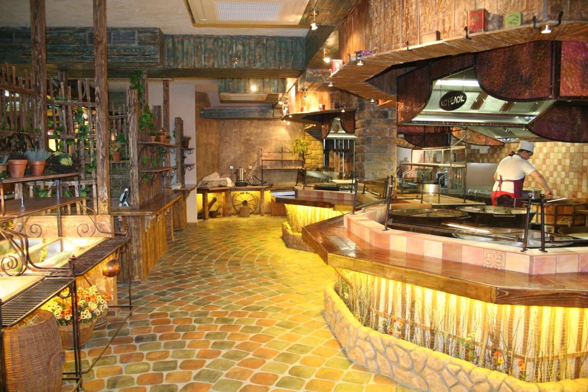 Дизайн ресторана7