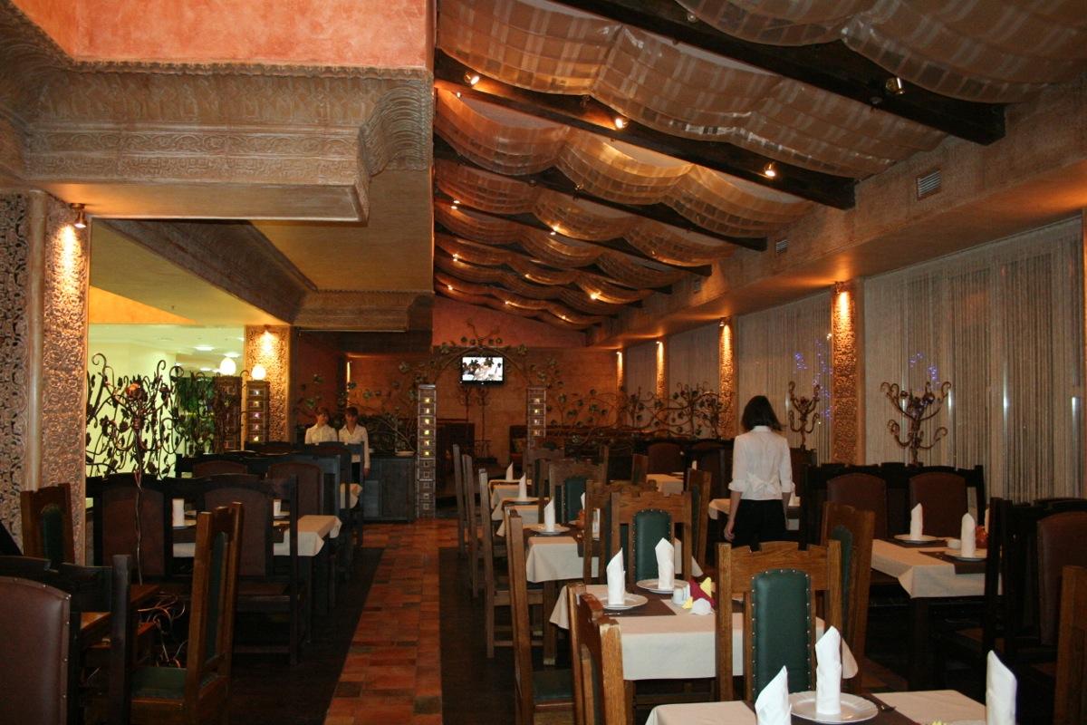 Дизайн ресторана1