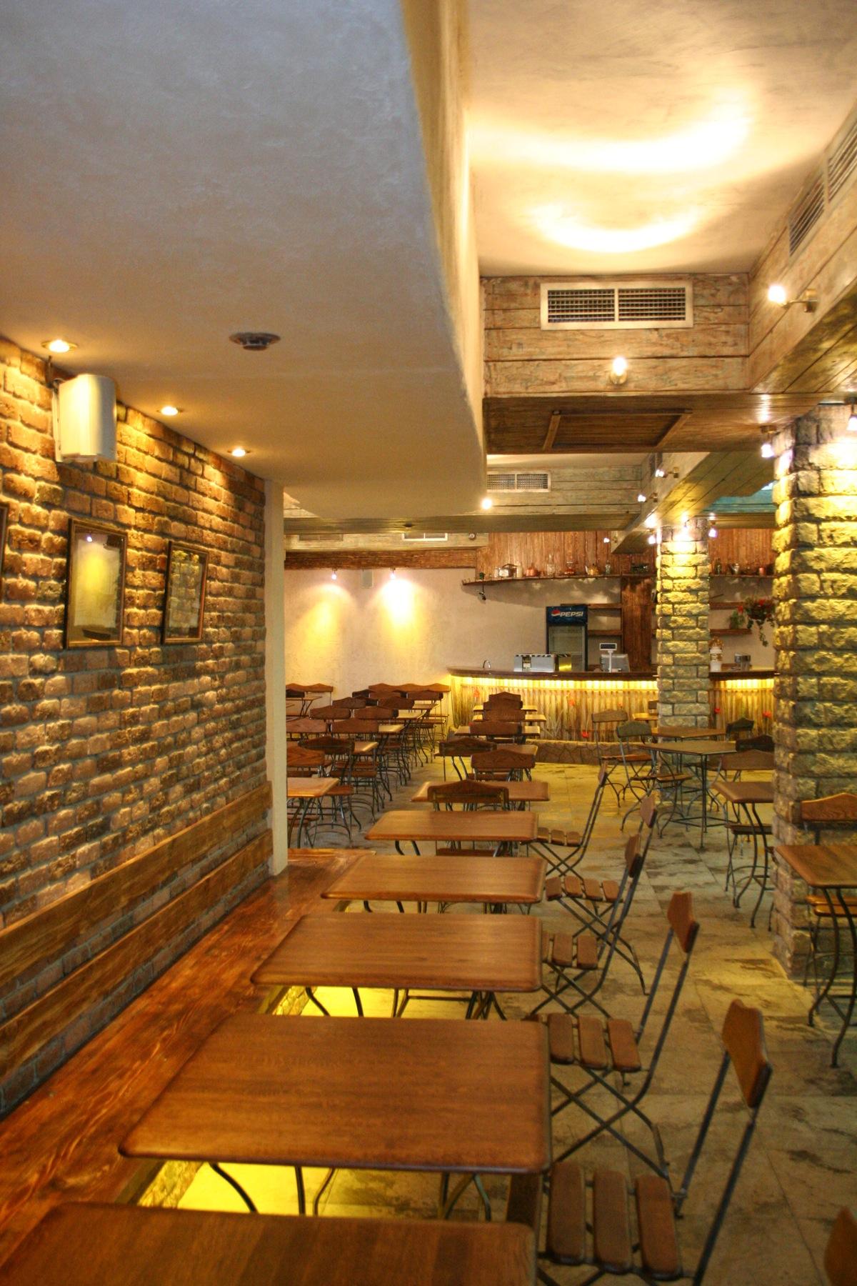 Дизайн ресторана8