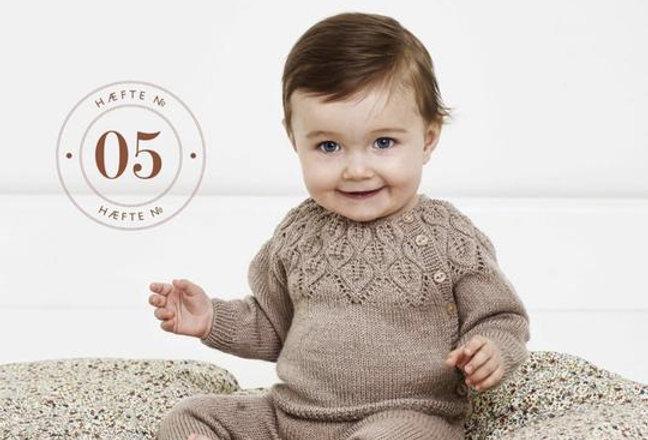 Babystrik på pinde 3 ( Hæfte No. 5)