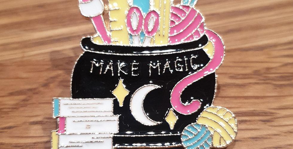 Pin, Make magic