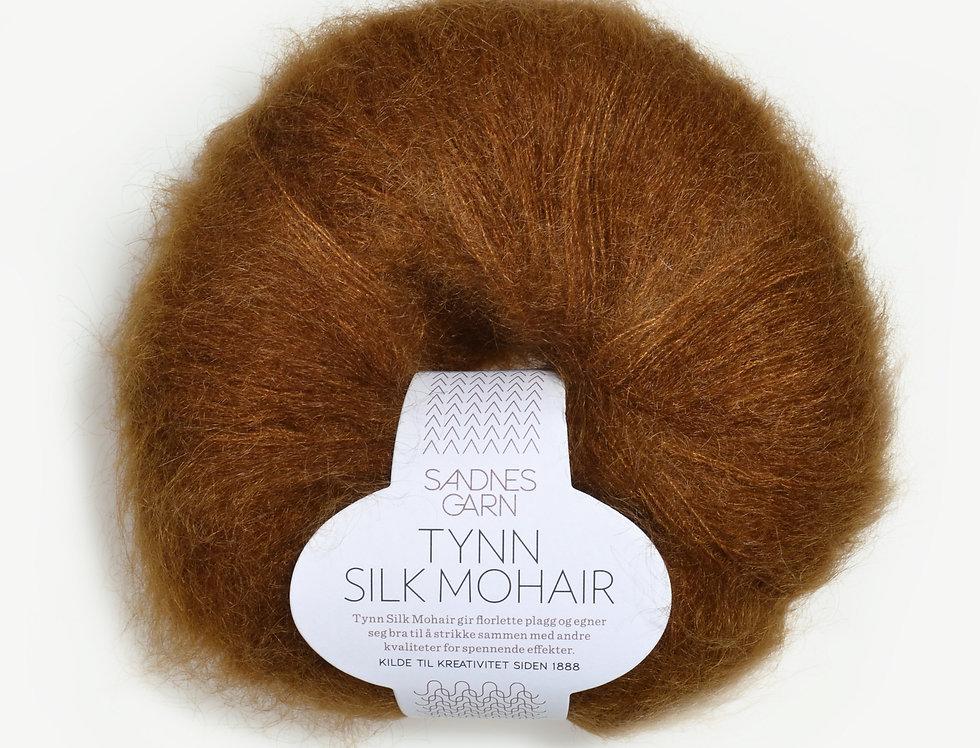 Tynn Silk Mohair, 2755 Gyldenbrun
