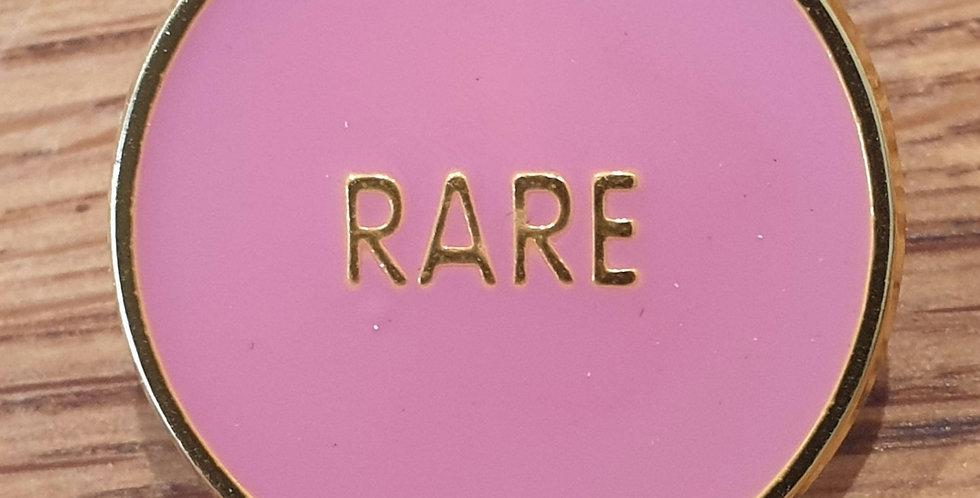 Pin, Rare
