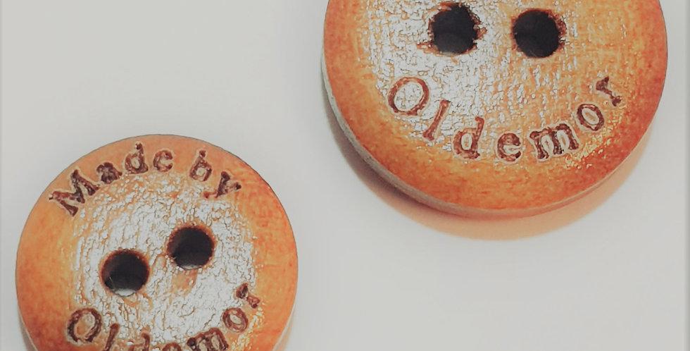 Knap, Made by Oldemor