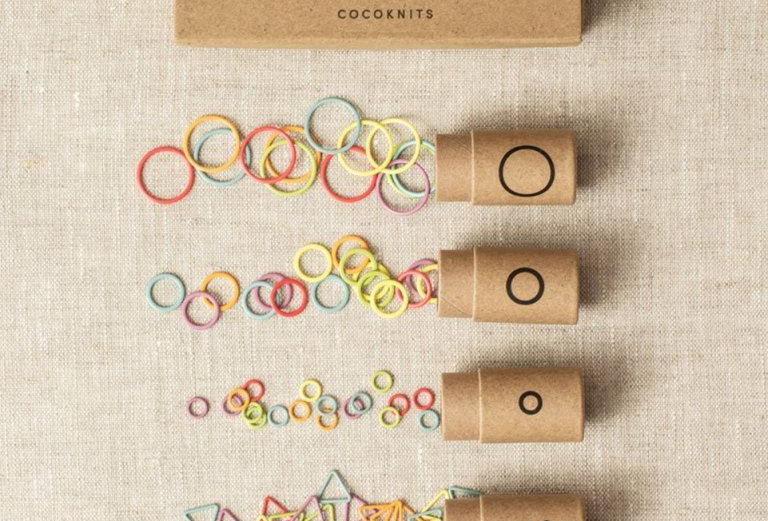 Cocoknits, Flight of Stitch markers
