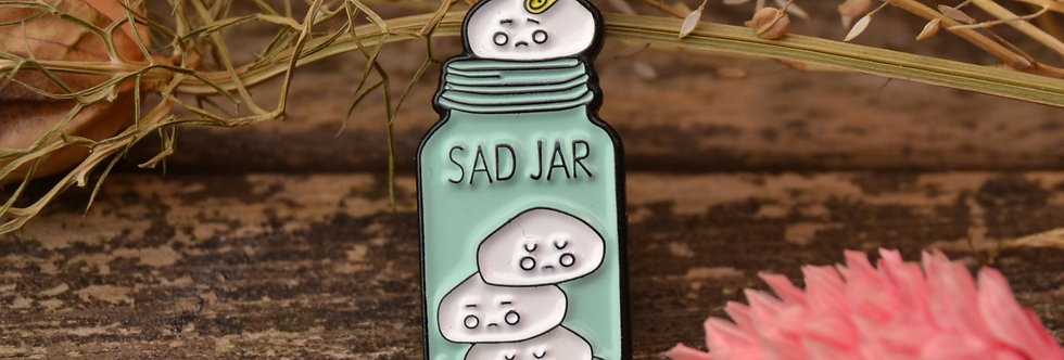 Pin, Sad Jar