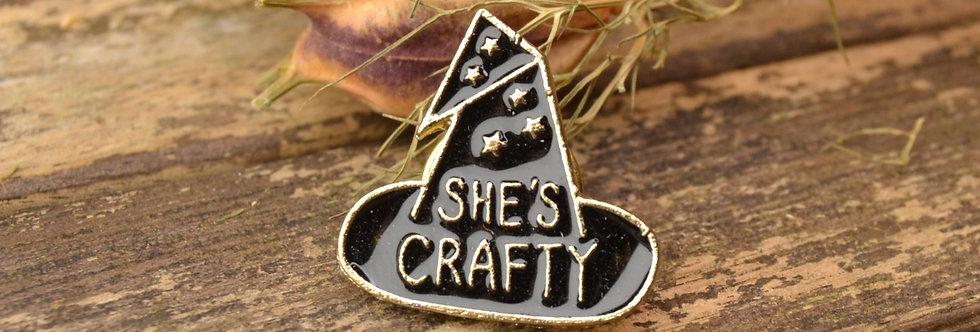 Pin, She's Crafty