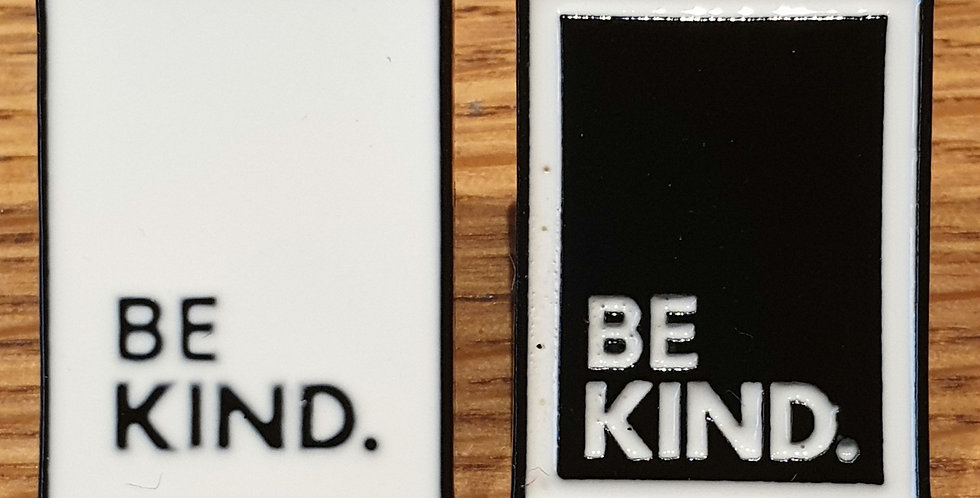 Pin, Be kind