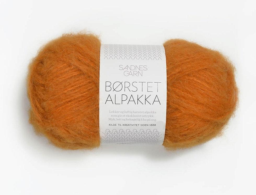 Børstet Alpakka 2337