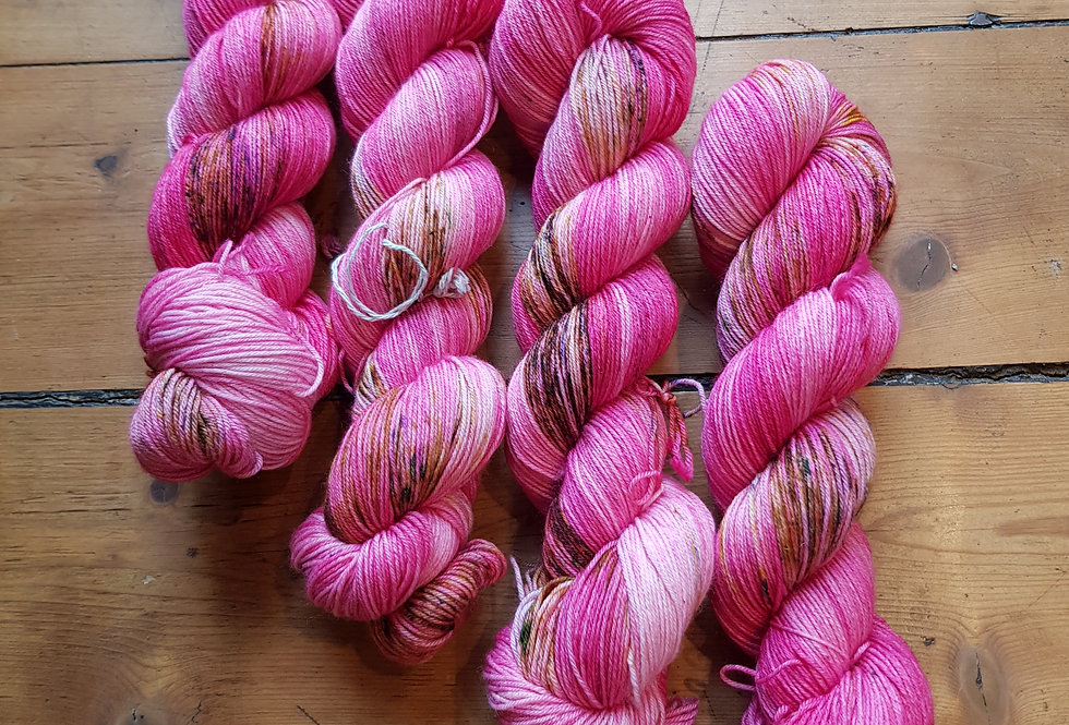 It's for Socks, 80'er Pink