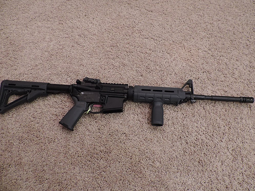 COLT LE6920 OEM1 M4 CARBINE W/GRAY MAGPUL FURNITURE
