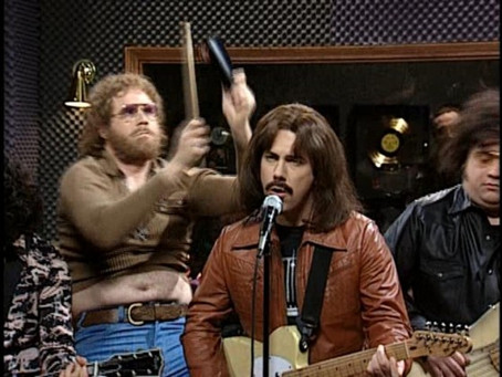 New Year, More Cowbell.